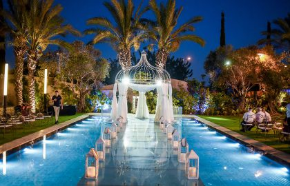 חתונות בגן אירועים בחיפה – כך תארגנו אותן באחריות